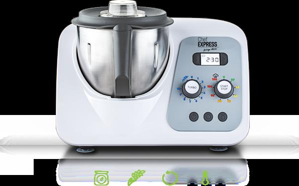 Genial robot de cocina superchef fotos superchef maxicook - Super chef 2000 ...